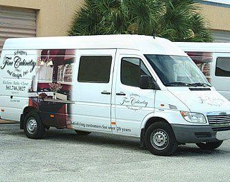 Schrapper's Fine Cabinetry and Design Vans
