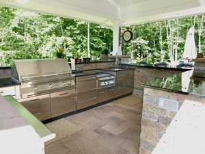 view Outdoor Kitchens photo gallery