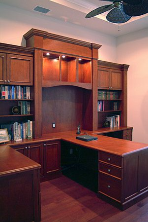 View Office / Library Photo Gallery