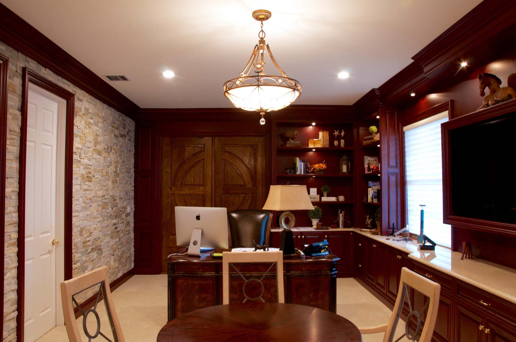 home office cabinetry