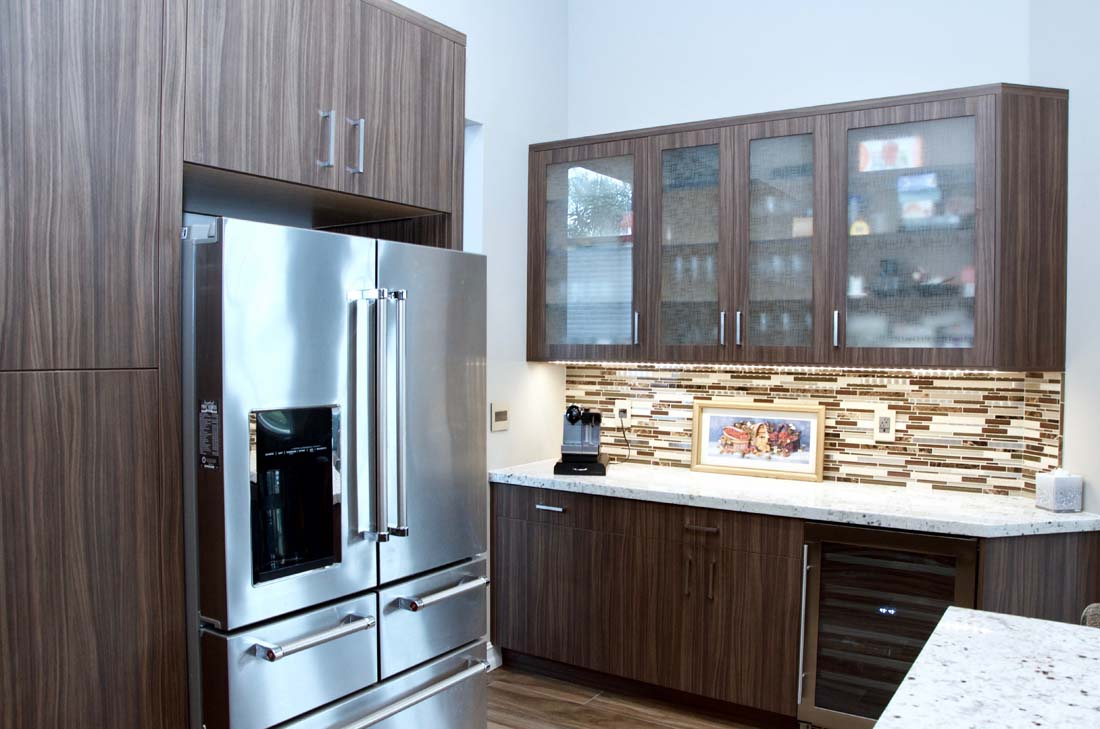 Kitchen Cabinets In Stuart Schrappers Fine Cabinetry